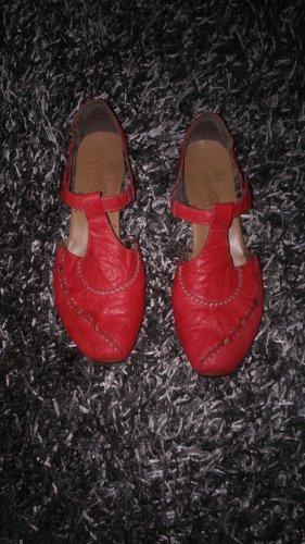 Schuhe... rot... Gr.42