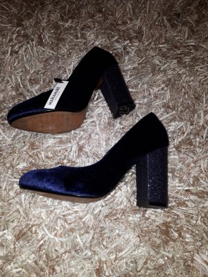 Schuhe Samt