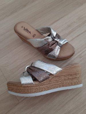 Schuhe Sandalen Schläppchen Wedges Vista