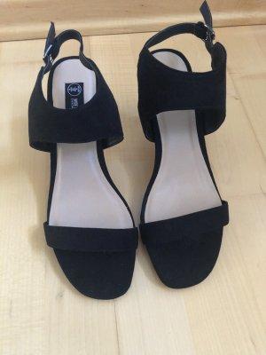 Schuhe, Sandaletten , Pumps
