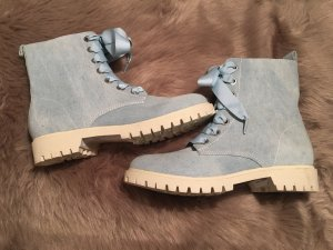 Fritzi aus preußen Low boot bleu azur