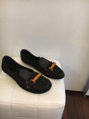 Schuhe Schwarz 37