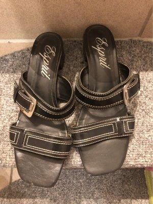 Schuhe schwarz Esprit Gr.39