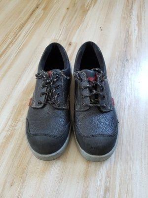 Schuhe, Sicherheitsschuhe, Gr. 38