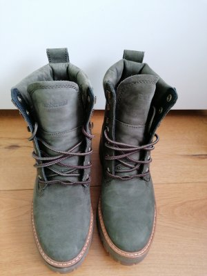 Timberland Snow Boots olive green