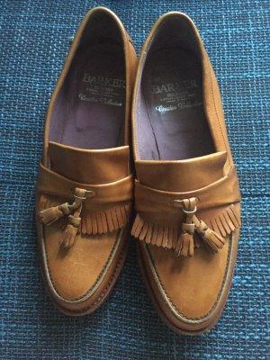Barker Budapest schoenen cognac