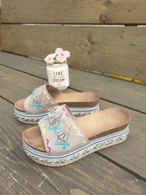Schuhe von Lazamani, Gr. 36 im Ibizastyle