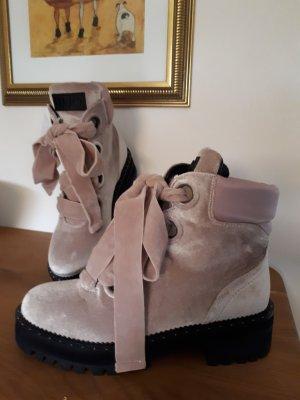 Liu jo Low boot or rose
