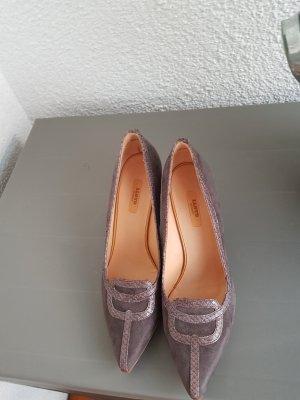 Schuhe, von Lloyd, neu, in Braun, Leder