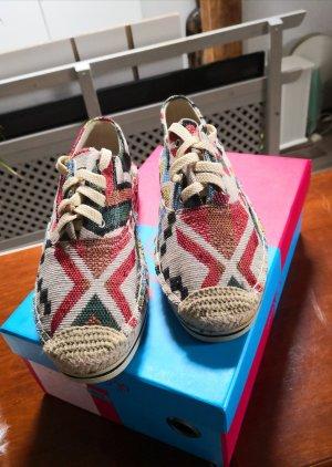 Mia & Jo Lace Shoes multicolored