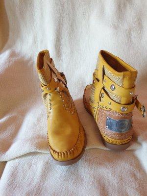 Salinyang Low boot multicolore