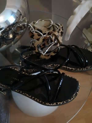 Schuhe Zara und Gürtel