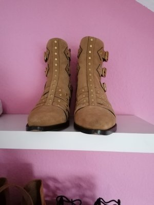 Coach Ankle Boots brown