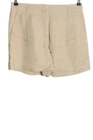 Schuhmacher High-Waist-Shorts