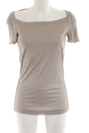 Schuhmacher T-Shirt creme Casual-Look