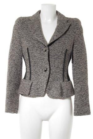 Schuhmacher Tweedblazer meliert Elegant