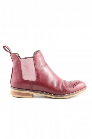 Décontracté Boot Rouge Style Chelsea Rouge Chelsea Boot Style PX8wnO0k