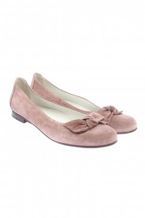 "schuhtrachtler Klassische Ballerinas ""W-lxnxke"" pink"