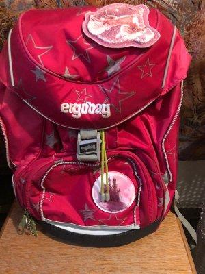 Ergobaby Mochila escolar rosa