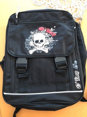 Okey School Backpack multicolored