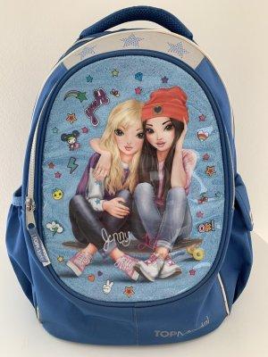 Topmodel School Backpack azure
