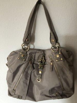 Schulter Tasche Silber/Gold