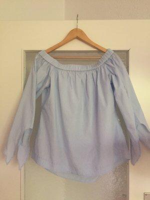 Schulterfreie Bluse von Mango