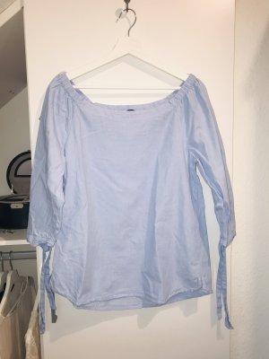 Schulterfreie Bluse von TomTailor
