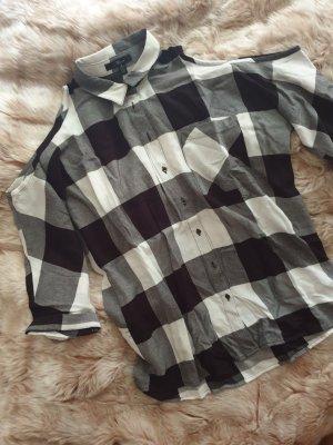 Mavi Camicia a scacchi bianco-nero