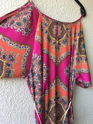Schulterfreie Kurzarm-Bluse