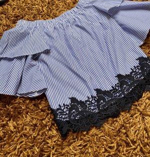 Schulterfreie shirt Zara