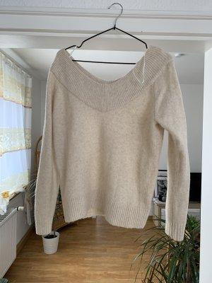 Schulterfreier Pullover H&M
