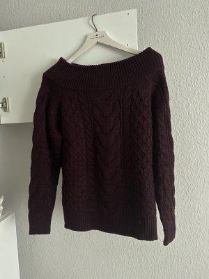 Schulterfreier Pullover von New Look