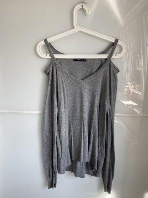 Schulterfreier Pullover von Zara