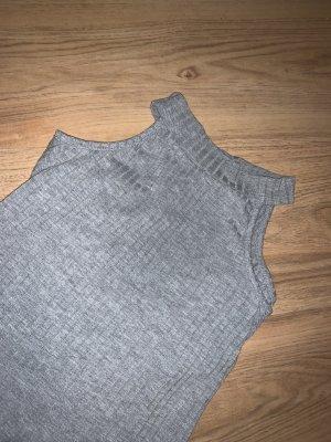 Tally Weijl Off-The-Shoulder Top light grey