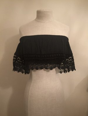 Athmosphere Bandeau Top black
