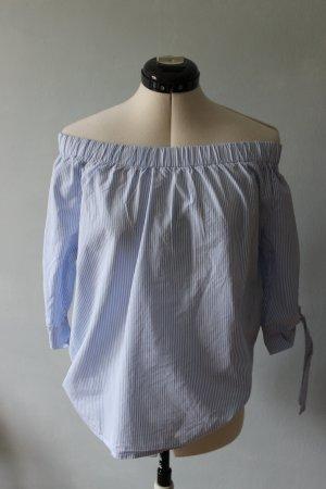 Schulterfreies Blusen Top