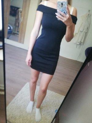 Schulterfreies Bodycon Kleid