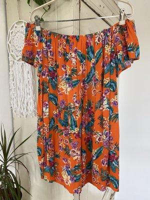 Forever 21 Sukienka plażowa Wielokolorowy