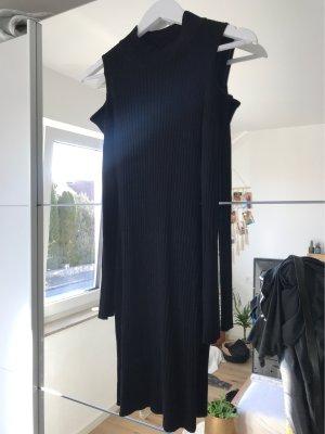 Apricot Robe mi-longue noir