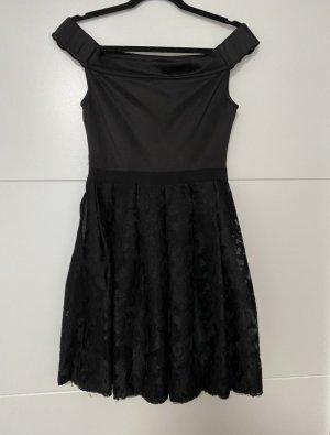Anna Field Off-The-Shoulder Dress black