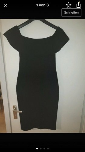 Schulterfreies Kleid Carmenkleid Sommerkleid