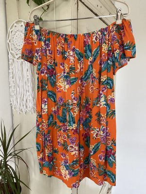 Forever 21 Beach Dress multicolored