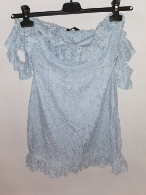 Schulterfreies Kleid Größe M Sheinside