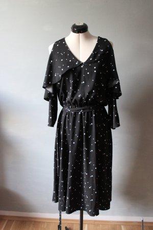 y.a.s Sukienka z wycięciem czarny