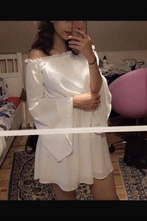 Schulterfreies Kleid NAKD XS
