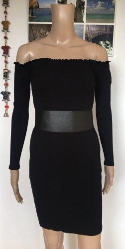 Schulterfreies Kleid von bik bok