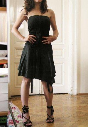 Schulterfreies Kleid von Plein Sud Sun, Corsage, NP 699€, Gr. 34