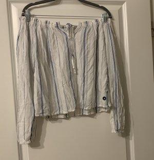 Schulterfreies Oberteil / Bluse von Hollister in Größe M *neu mit Etikett*