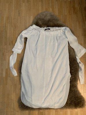 Schulterfreies (Strand) Kleid
